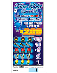 Blue Light Special  LBP