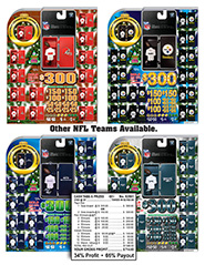 NFL Ornament Boards
