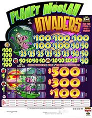 Planet Moolah Invaders